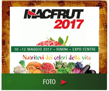 Nutritevi dei colori della vita a Macfrut