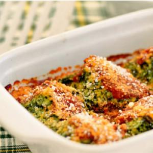 Gnudi al forno con spinaci e ricotta